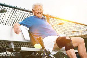 Fisioterapia per artrosi al ginocchio